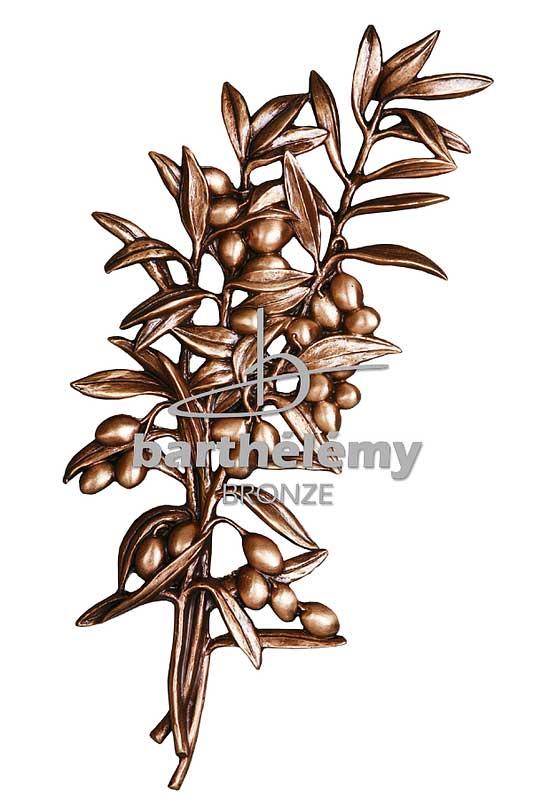 Bronze - BRANCHE D'OLIVIER