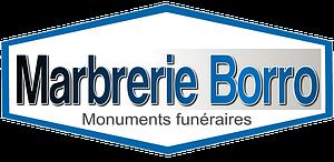 Logo marbrerie Borro